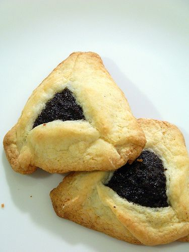 Hamantaschen | Just it | Pinterest