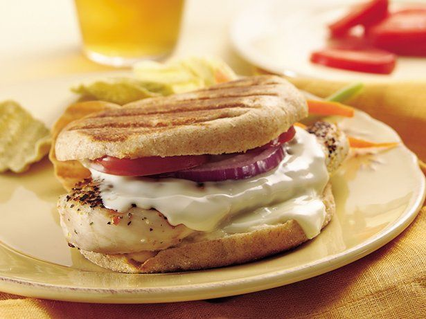 dinner ready in just 20 minutes! Serve these classic chicken Panini ...