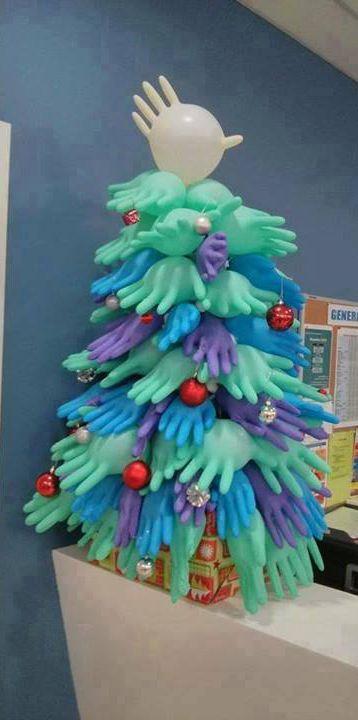 Medical christmas tree dental stuff pinterest