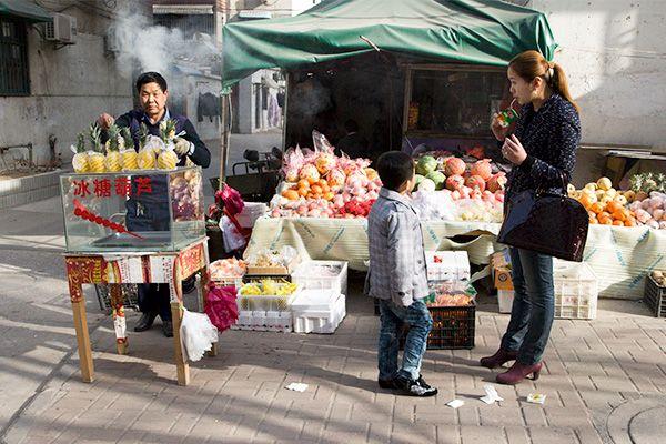 LianYunGang, JiangSu Province, People's Republic of China. March ...