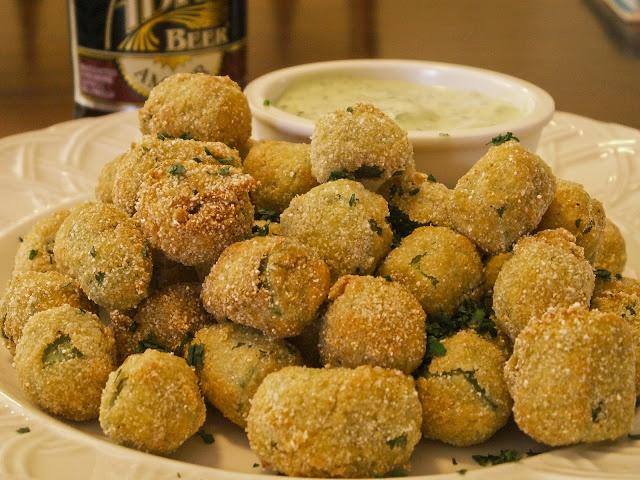Fried Okra Recipe | Recipes | Pinterest