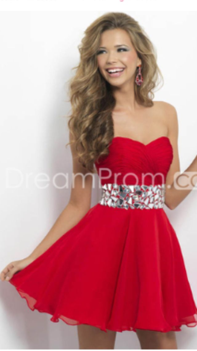 Prom dresses for red hair