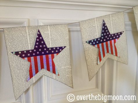 4th of july bunting ireland