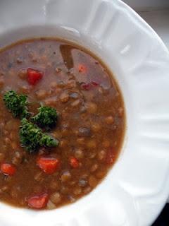 Lentil Soup | Food - Recipes | Pinterest