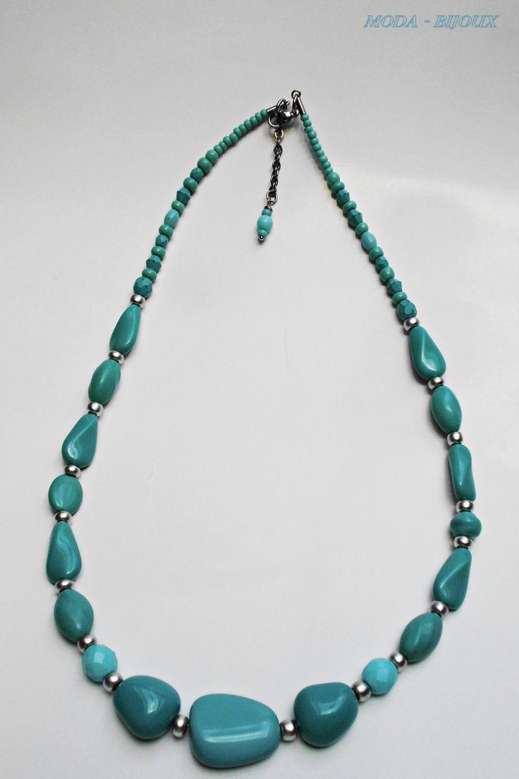 Jednoduché korále simple beads