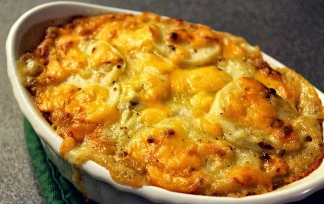 Pumpkin Scalloped Potatoes Recipes — Dishmaps