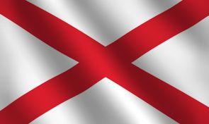 state of alabama flag
