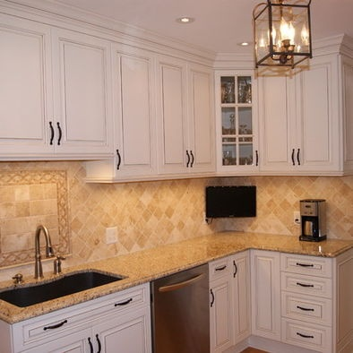 Kitchen giallo ornamental design new kitchen pinterest