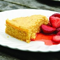 Baked Breakfast Cheesecake — Punchfork | Cheesecake | Pinterest