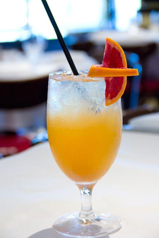 Blood Orange French 75 recipe | Food + Drink | Pinterest
