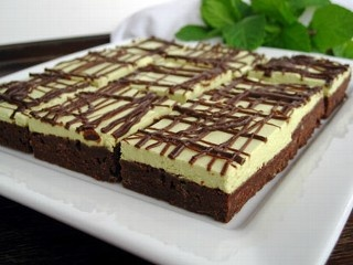 Amy Green's Gluten-Free Chocolate Mint Brownies: These Brownies Taste ...