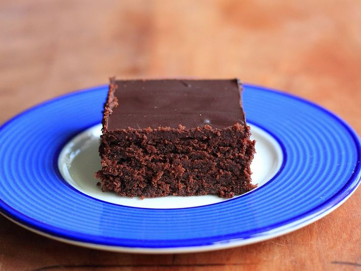 delish...good for parties...Chocolate-stout brownies