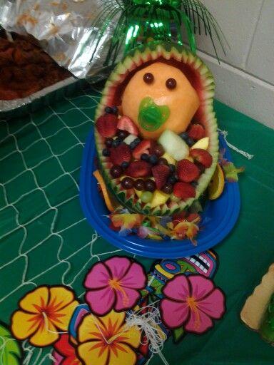 baby shower food ideas baby shower ideas luau