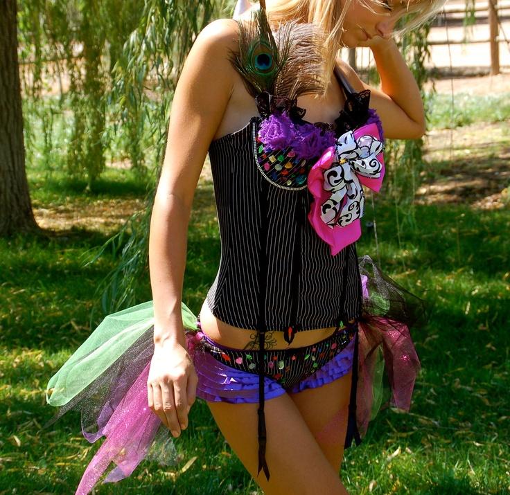 Possible Alice in wonderland panties that's something