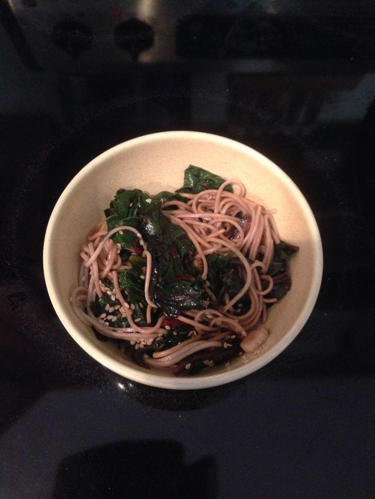 garlic parmesan soba noodle s fried noodle with garlic shrimp ginger ...