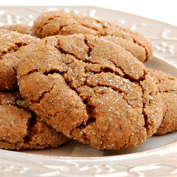 very good cookie recipe with a perfect soft texture.. Soft Ginger ...