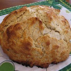 Amazingly Easy Irish Soda Bread from allrecipes. Great with 1 1/2 cups ...
