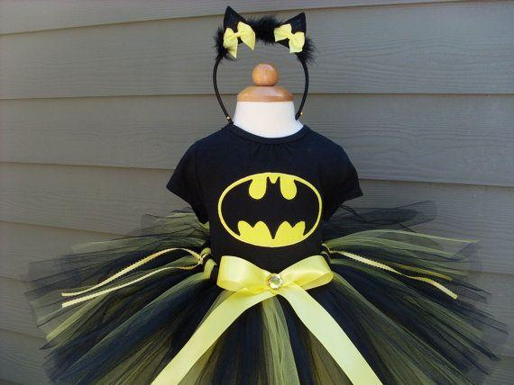 Batgirl tutu <3