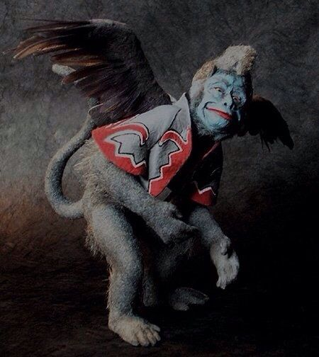 flying monkey from the wizard of oz