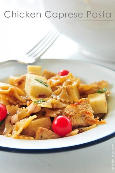 ... caprese chicken pasta chicken caprese pasta caprese chicken pasta or