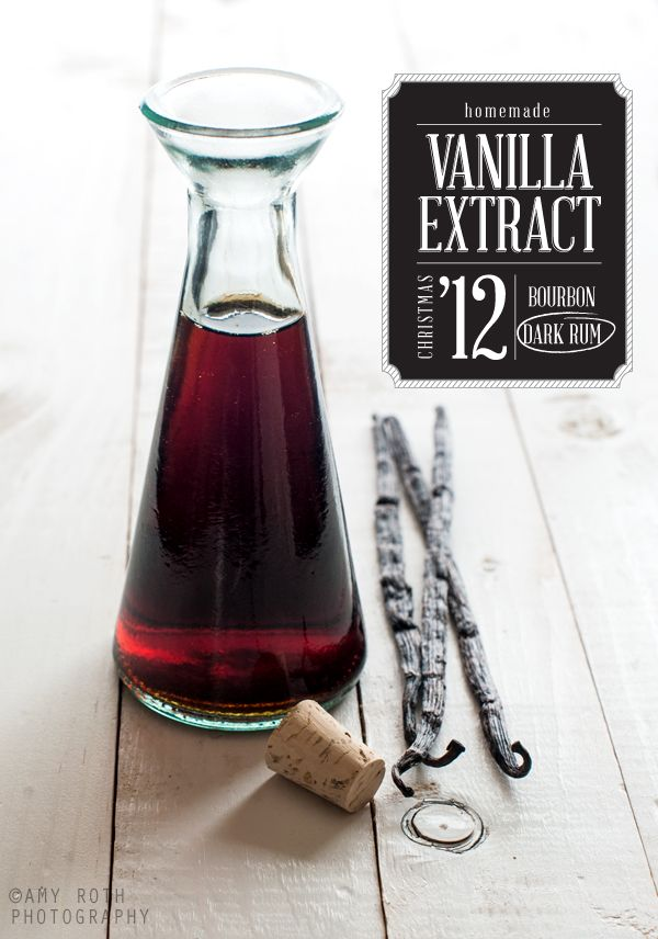 Homemade vanilla extract | Lil' Miss Crafty McCrafterson!!! | Pintere ...
