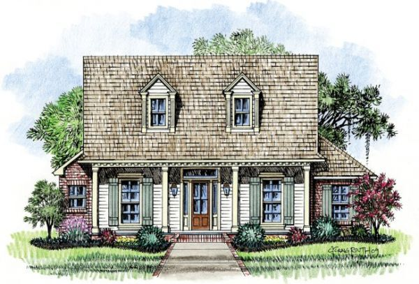 Acadian House Plans Build This House Pinterest