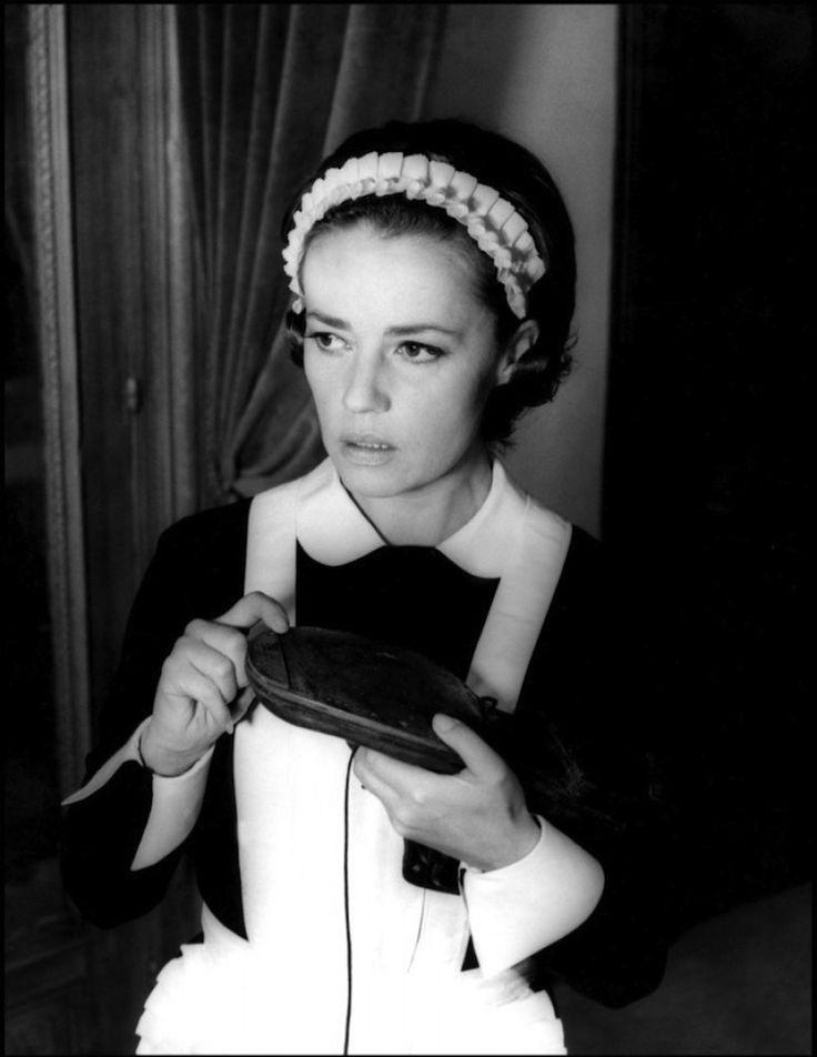 Le Journal D une Femme De Chambre (1964) Jeanne Moreau FR (Eng