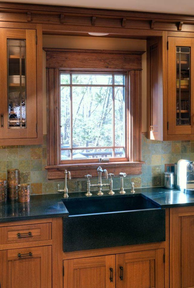 Craftsman Kitchen Craftsman Style Kitchens Pinterest