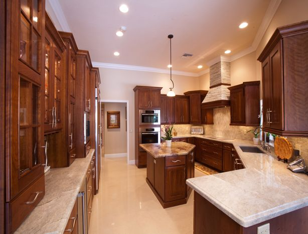 Residence, Coral Springs  Home Design Kitchens,Eating Spaces