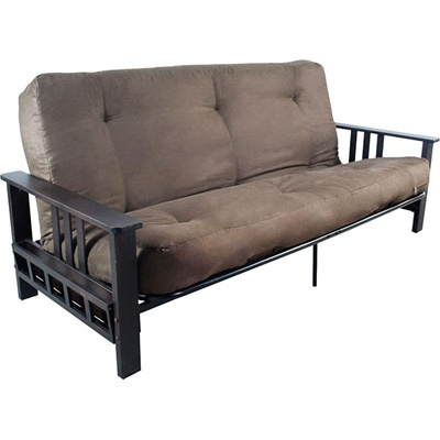 taylor full size futon frame 2nd bedroom