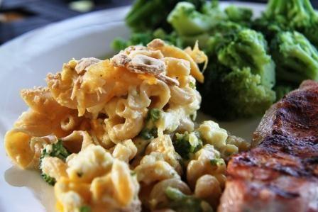 Veggie Mac & Cheese | Sara B Consulting | Pinterest
