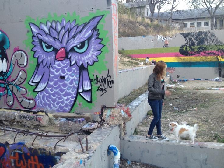 Graffiti Park Ow...P In Graffiti