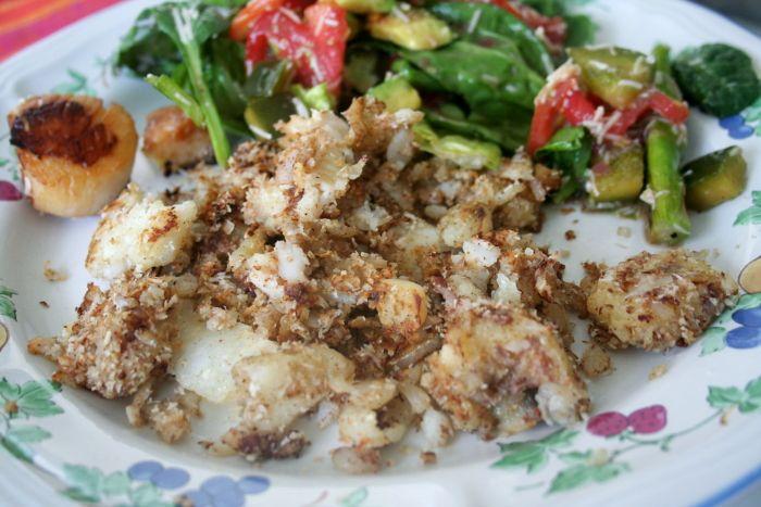 Island Flounder--recipe on the blog!   Seafood   Pinterest
