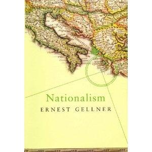 Ernest Gellner's Nationalism