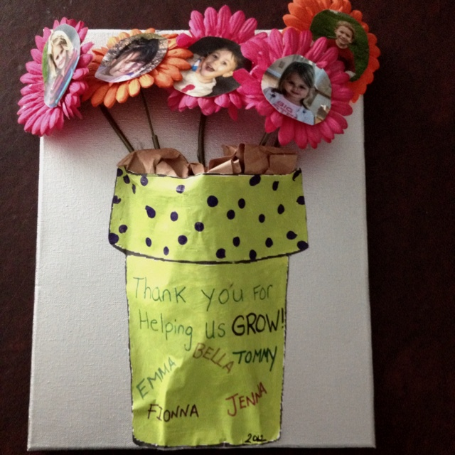 Pin by angela hulick on mother 39 s day father 39 s day ideas for Thank you crafts for teachers