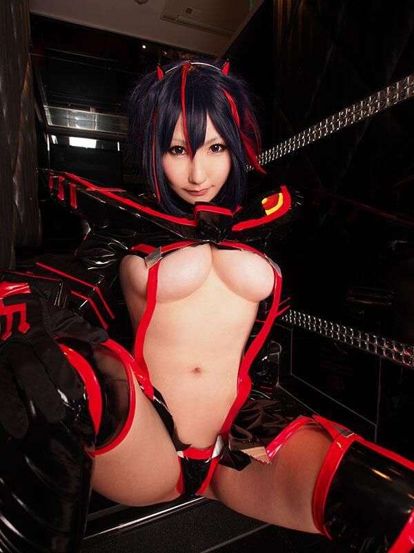 kill la kill cosplay sex
