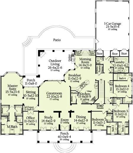 Floor Plans To My Future Home Home Pinterest