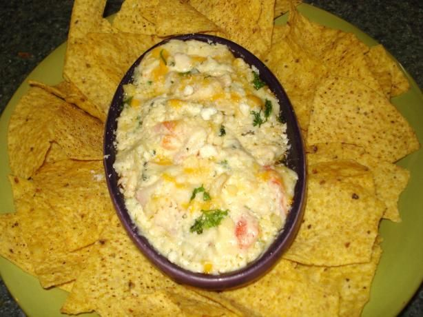 Crab Artichoke Dip from Food.com: Serve with crackers, Melba toast ...