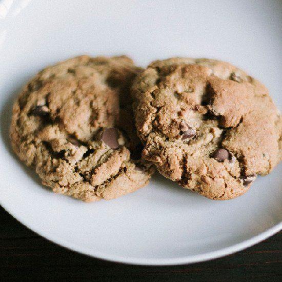 gluten free chocolate chip cookies brown butter chocolate chip cookies ...