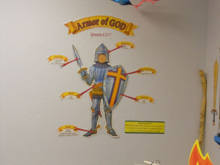 Armor of god kids bible learning amp ideas pinterest