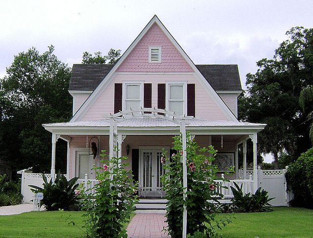 Carpenter Gothic Cottage Usa Gothic Revival
