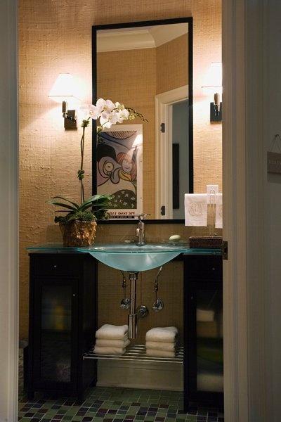 Powder Room Bathroom Decor Ideas Pinterest
