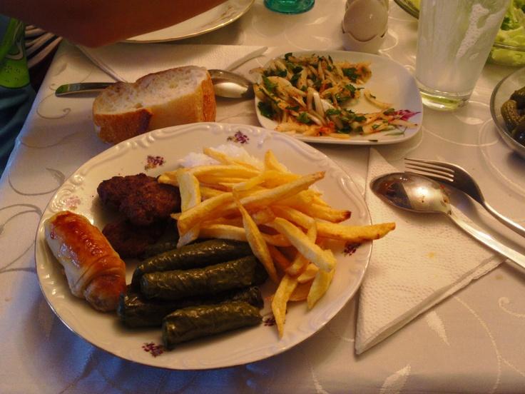 Turkish dining table turkish food pinterest