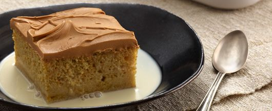 Dulce de Leche Cake...bc my grandmother's favorite cake is caramel and ...