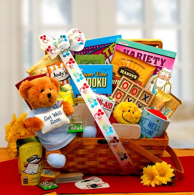 Pin by on get well gifts and for Unusual get well gifts