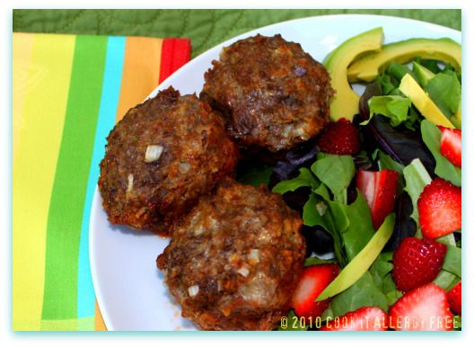 Meatloaf Muffins-Gluten Free, Dairy Free, Easily Egg-Free | Cook It ...