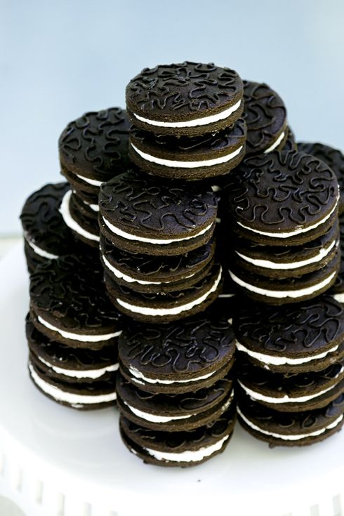 Oreo Cookie Recipe. | Cookies & Candy | Pinterest