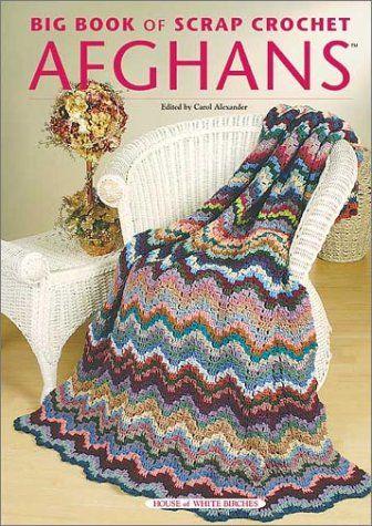 Scrap Afghan Crochet
