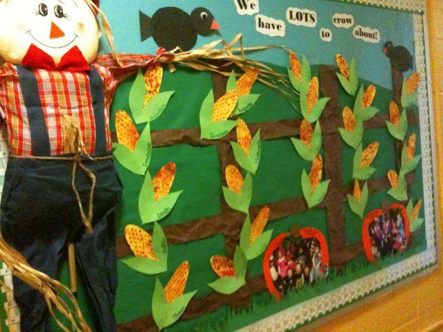 Classroom Door Ideas November : November bulletin board pinterest