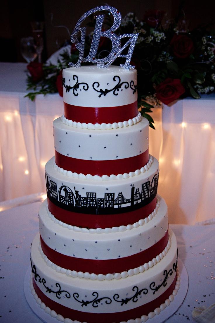 New York City Wedding Cake Make It A Cincy Cake